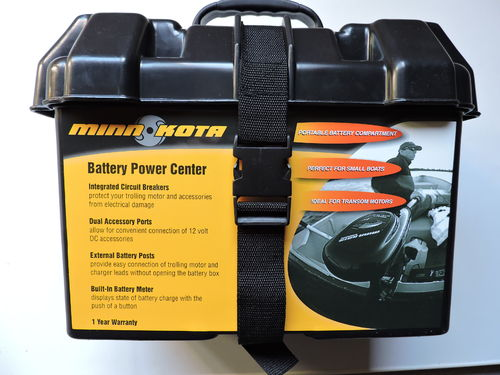 BATTERIEBOX Power Center